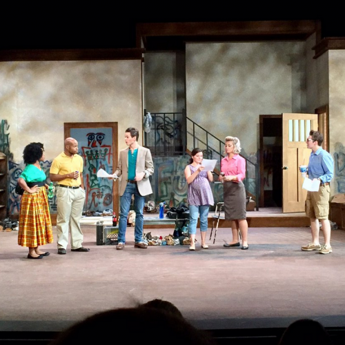 A Raisin in the Sun Play